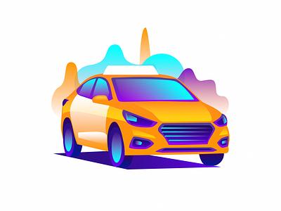 taxi1 city car taxi