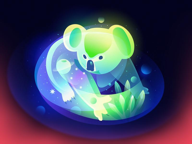 Koala`s dreams