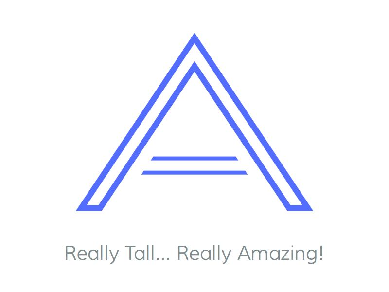 Branding Ideation outline letter tagline branding mark logo