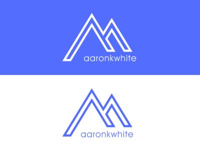 More Branding Ideation tagline letter branding outline mark logo
