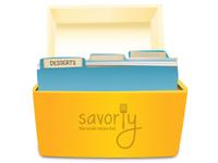 Savorly Recipe Box