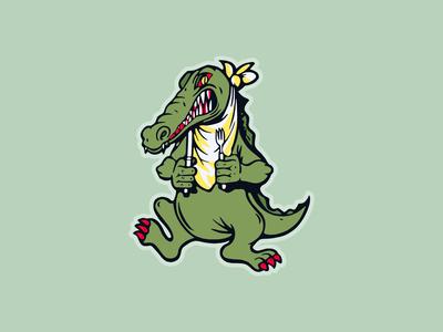 Jerry's Alligator