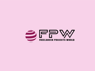 FPW Logo animation logo ui illustration graphic design design branding