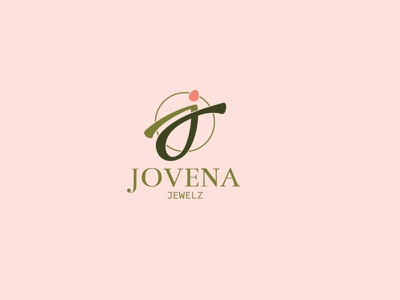 Jovena Logo vector animation logo illustration graphic design design branding