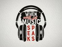 Music Tee Graphic Design