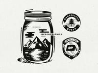 Mountain & Camp Life Badges