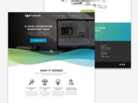 Localwork Marketing Website