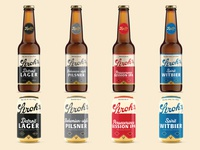 Stroh's Brewing Co. Lineup