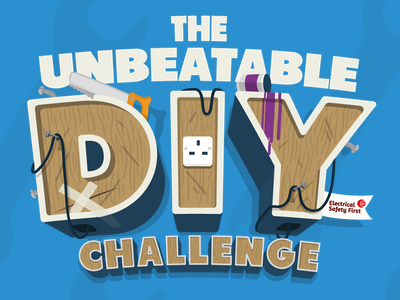 Web game logo mark illustrator typography digital playful colorful