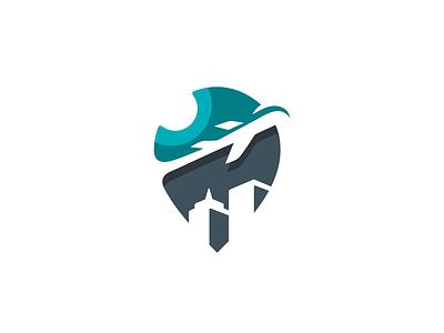 din storbyferie logo fly 7gone planet earth travel vocation symbol brand icon logo chemtrail sun location pin location building skyline sky airplane plane din storbyferie