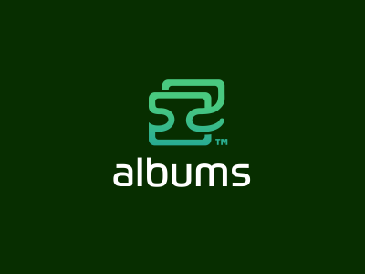 Albums.App brand icon logo collection love hand collect take grab hug picture albums