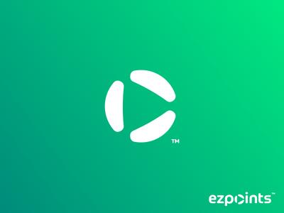ezpoints icon games watch 7gone point chip token button play coin brand logo ezpoints