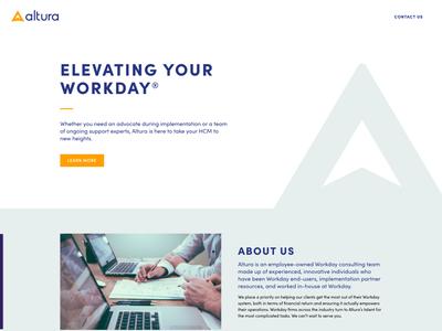 Landing Page web website landing page concept web design simple clean microsite landing page