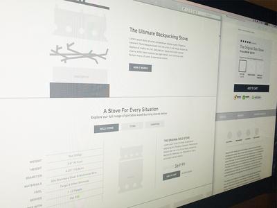 Work In Progress blueprint ui ux design website web wireframe