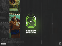 Optimum Solution Logo ✔️