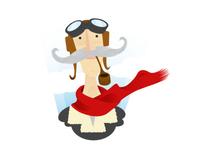 Old Timey Pilot