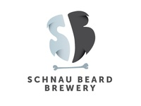Schnau Beard Brewery Logo
