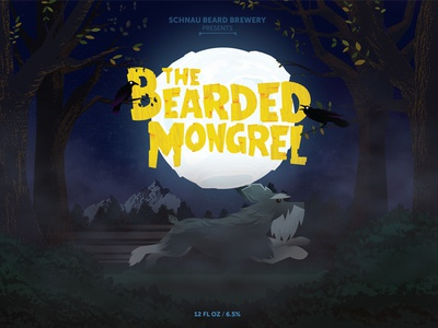 The Bearded Mongrel
