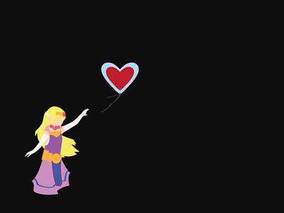 Zelda With a Heart