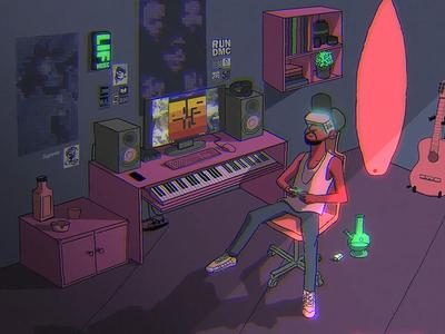 Music Single Animation