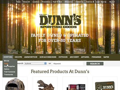 E-commerce Facelift