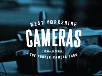 Vintage Camera Logo