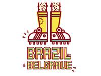 Brazil 2014 Typography