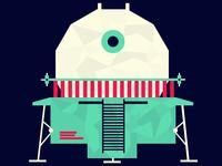Lunar Ship