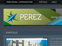 Perez Design + Communications