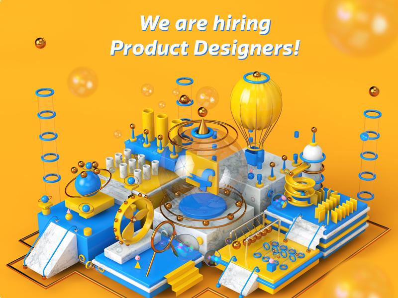 We are hiring! designer product flipkart hiring job
