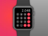 Calculator – Daily UI 004