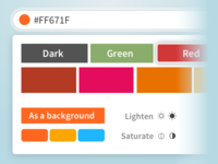 Help pick the colorpicker of the future!