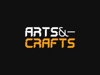 artscrafts logotype design