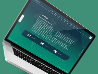 business solutions company ui/ux design