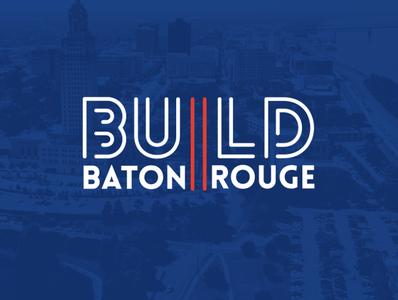 Build Baton Rouge Logo Design