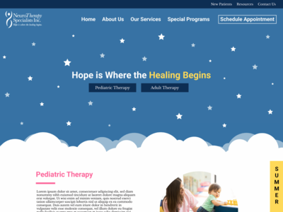 Neurotherapy Web WIP