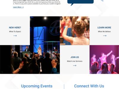 Church Website WIP