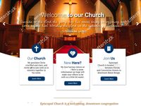 Episcopal Church Web WIP