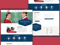 Red River Charter Academy Website