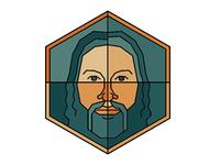 """Hanging Strength"" Conceptual Logo"