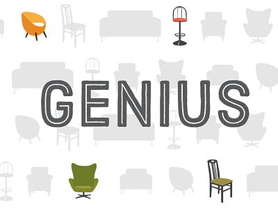 Genius Picks photoshop illustration illustrator