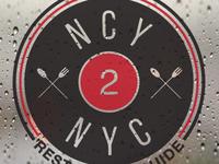 NYC Restaurant Guide Website Logo
