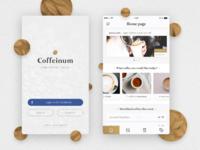 Coffeiunum dribbble