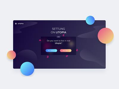 Utopia – User Interface