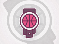 Dribbble Honour Badge