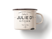 Mug For Restaurant Julie D's