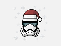 Holiday Stormtrooper