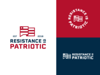 Resistance is Patriotic – Podcast Logo