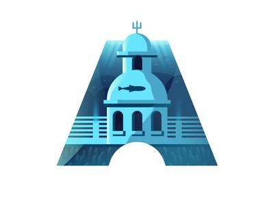 A – Atlantis