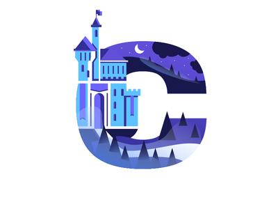 C – Castle